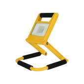 10W Folding Work Light Yellow 6000K