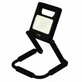 10W Folding Work Light Black 6500K