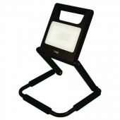 20W Folding Work Light Black 6500K