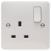Sollysta 13A 1Gang DP Switched Socket WMSS81