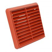 "4"" Terracotta Fixed Grill"